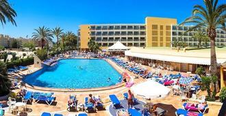 馬爾諾斯特羅姆酒店 - 依比薩 - 伊維薩鎮 - 游泳池