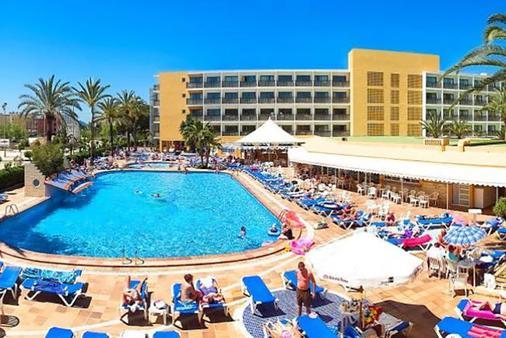 Hotel Playasol Mare Nostrum - Ibiza - Piscina