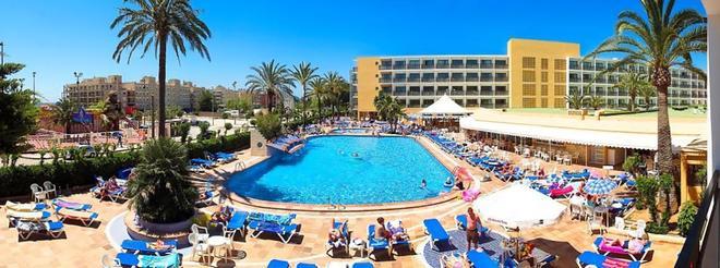 Hotel Playasol Mare Nostrum - Ibiza-stad - Zwembad