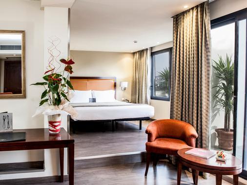 Hotel Balmoral - Barcelona - Bedroom