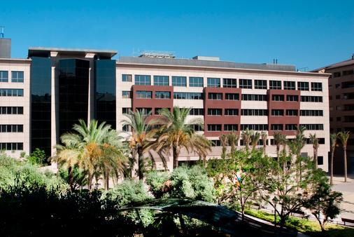 Sercotel Acteón Valencia - Valencia - Building