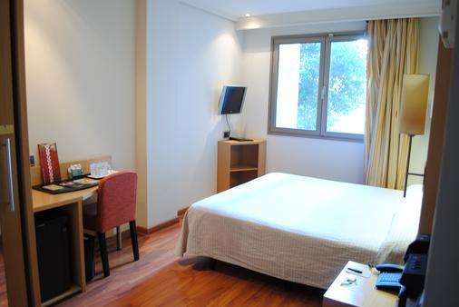 Abba Rambla Hotel - Βαρκελώνη - Κρεβατοκάμαρα