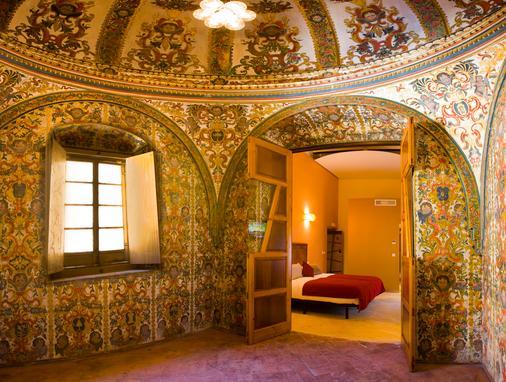 Palacio De Arizón - Sanlúcar de Barrameda - Bedroom