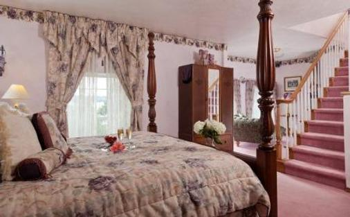 The Roosevelt Inn & Spa - Coeur d'Alene - Bedroom