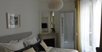Relais 12bis B&b - Paris - Schlafzimmer