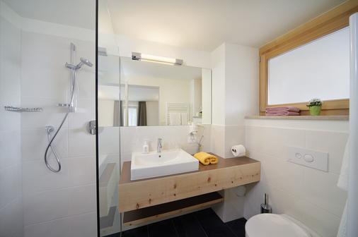 Vitalhotel Rainer - Ultimo/Ulten - Bathroom