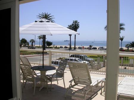 Cabrillo Inn at the Beach - Santa Barbara - Balcony