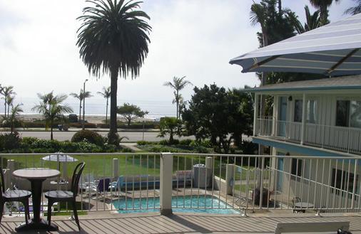 Cabrillo Inn at the Beach - Santa Barbara - Building