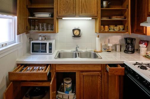 Harbor House Inn - Santa Barbara - Κουζίνα