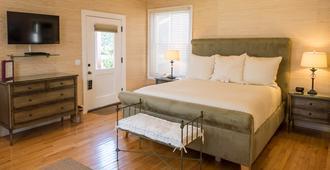 Harbor House Inn - Santa Barbara - Bedroom