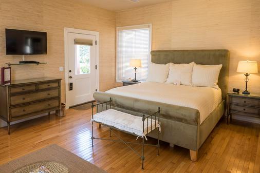 Harbor House Inn - Santa Barbara - Κρεβατοκάμαρα