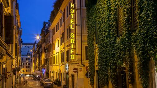Hotel Grifo - Ρώμη - Θέα στην ύπαιθρο