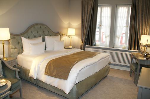 Romantik Hotel Zur Glocke - Trier - Bedroom