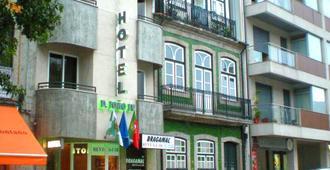 Hotel Dom Joao IV - Guimarães - Edificio