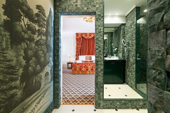 Hotel Metropole - Bryssel - Kylpyhuone