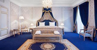 Hotel Metropole - بروكسل - غرفة نوم