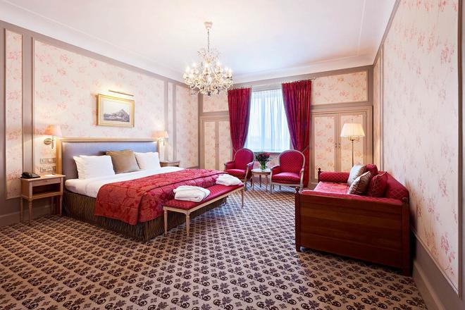 Hotel Metropole - Bryssel - Makuuhuone
