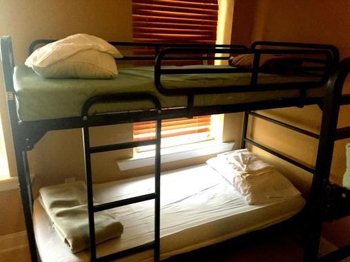 DC International Hostel 2 - Washington - Makuuhuone