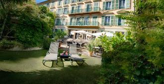 Villa Victoria - Nizza - Rakennus