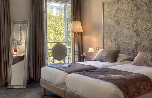 維多利亞別墅 - 尼斯 - 尼斯 - 臥室