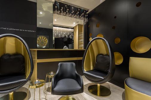 Hotel Les Bulles De Paris - Paris - Bar