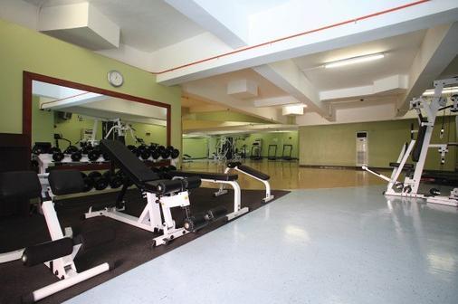 The Malayan Plaza - Manila - Gym