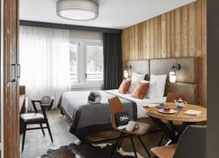 Ecrin Blanc Resort Courchevel - Courchevel - Bedroom