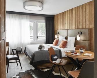 Ecrin Blanc Resort Courchevel - Courchevel - Schlafzimmer