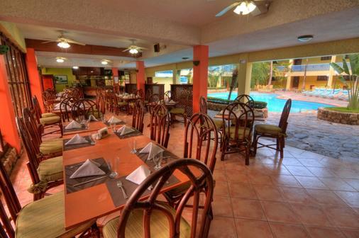 Acuarium Suite Resort - Santo Domingo - Restaurant