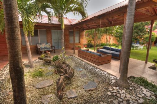 Acuarium Suite Resort - Santo Domingo - Patio