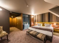 All Seasons Residence - סופיה - חדר שינה