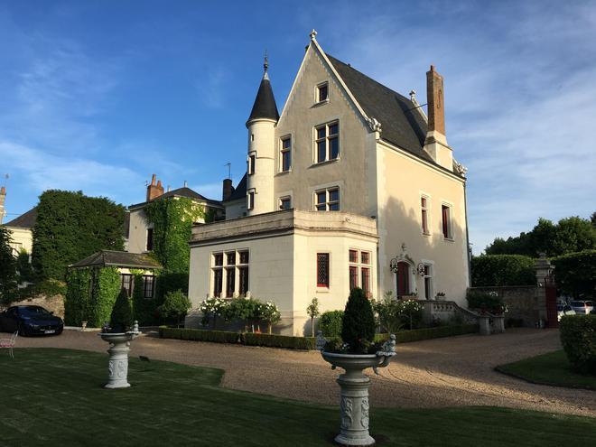Le Manoir Saint Thomas - Amboise - Rakennus