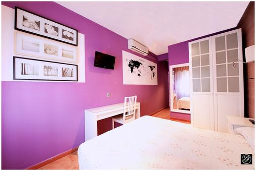 Los Ángeles - Madrid - Bedroom