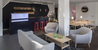 Hotel Light - Rotterdam - Sala de estar
