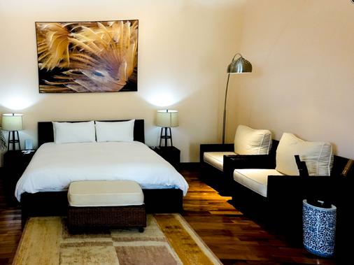 Gaia Hotel & Reserve- Adults Only - Manuel Antonio - Κρεβατοκάμαρα
