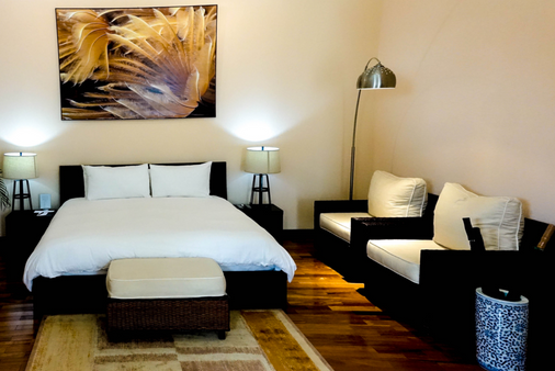Gaia Hotel And Reserve - Adults Only - Manuel Antonio - Κρεβατοκάμαρα