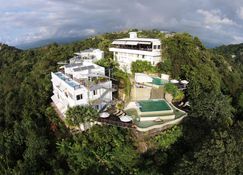 Gaia Hotel And Reserve - Adults Only - Manuel Antonio - Rakennus