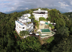 Gaia Hotel & Reserve- Adults Only - Manuel Antonio - Edificio