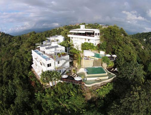 Gaia Hotel & Reserve- Adults Only - Manuel Antonio - Κτίριο