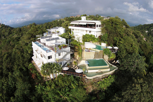 Gaia Hotel And Reserve - Adults Only - Manuel Antonio - Κτίριο