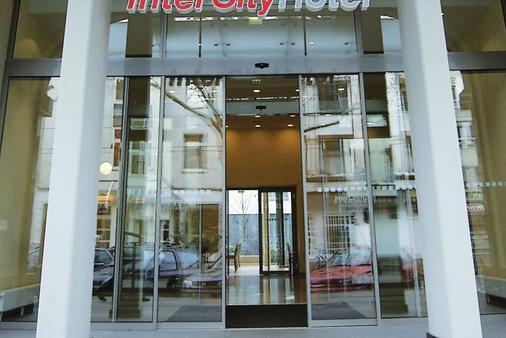 Intercityhotel Düsseldorf - Düsseldorf - Toà nhà