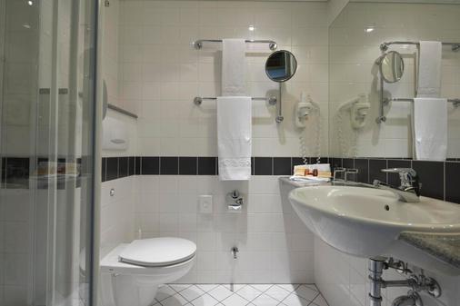 Intercityhotel Düsseldorf - Düsseldorf - Phòng tắm