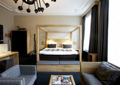 馮德爾酒店 - 阿姆斯特丹 - 阿姆斯特丹 - 臥室