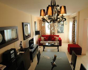 Evita Beach Apartamentos - Caleta de Sebo - Sala de estar