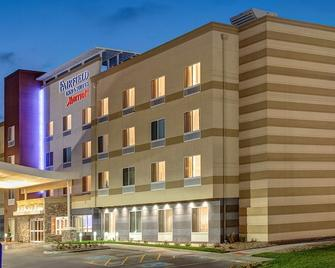 Fairfield Inn and Suites by Marriott Houston Pasadena - Pasadena - Building