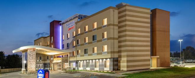 Fairfield Inn and Suites by Marriott Houston Pasadena - Pasadena - Κτίριο