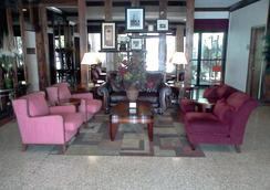 Runway Inn Miami International Airport - Miami Springs - Lobby