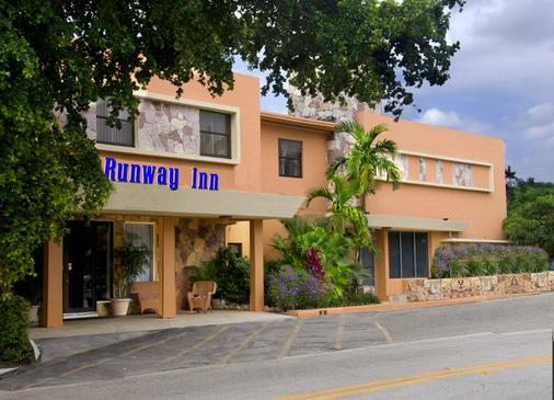 Runway Inn Miami International Airport - Miami Springs - Rakennus
