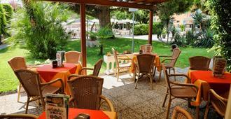 Hotel Villa Mulino S - גארדה - מסעדה