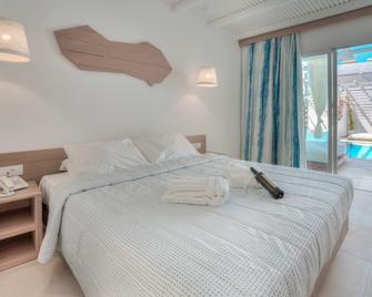 Aloe Hotel – Adults Only - Faliraki - Bedroom